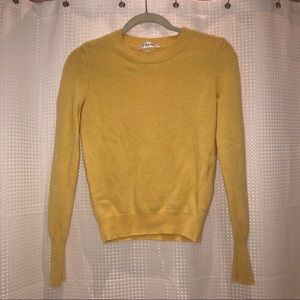 Frame cashmere sweater xs